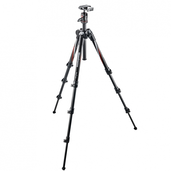 Manfrotto Befree Carbon Штатив карбоновый (MKBFRC4-BH)