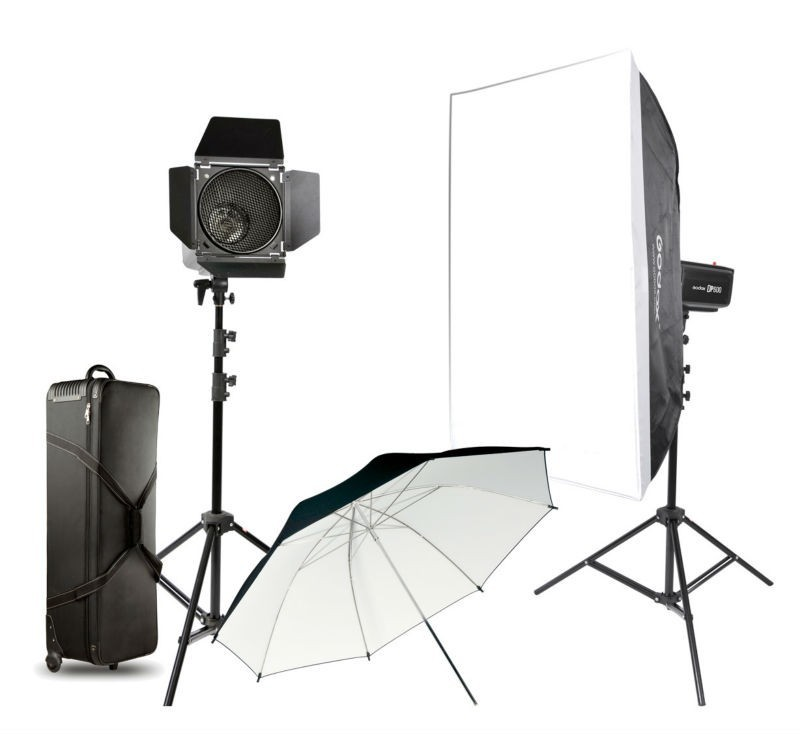 комплект фотооборудования для репортажа его