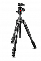 Manfrotto MKBFRLA4BK-BH (Befree Advanced Travel Lever) Штатив+голова